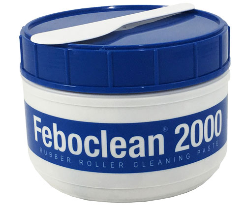 Feboclean 2000 Rubber Roller Cleaner
