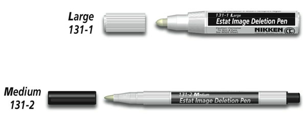 Nikken Electrostatic Deletion Pens