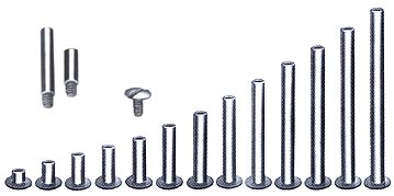 Aluminum Screw Posts and Extensions
